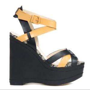 JustFab 'Santos' Wedge Sandals